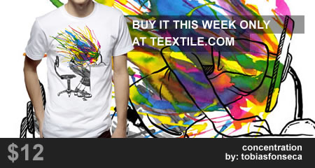 teextile - today only
