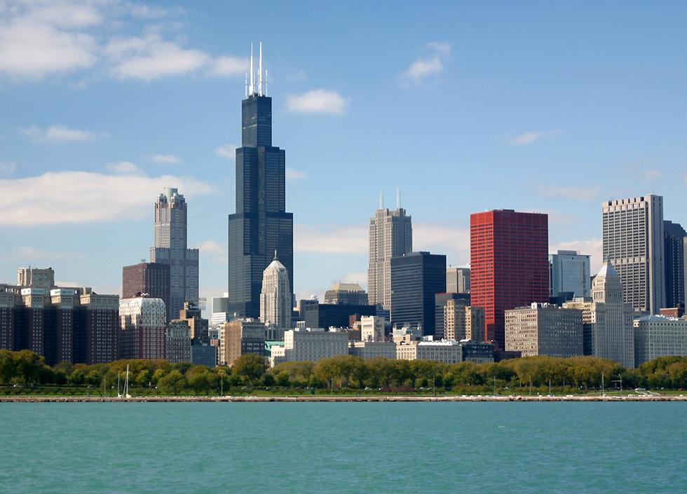 chicago skyline desktop wallpaper. Compare prices for Desktop Computers products