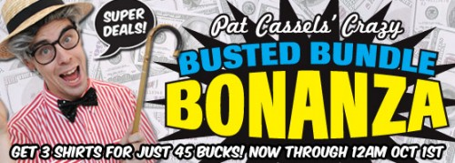 BustedTees - Busted Bundle Bonanza