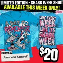 Shark Week shirt