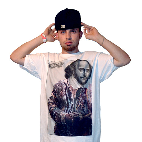Biggie/Shakespeare Shirt