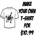 Custom t-shirts and more