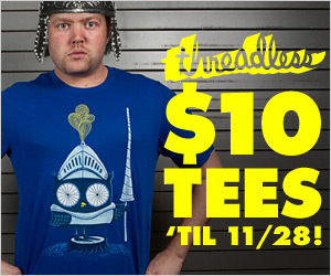 Threadless Black Friday Sale