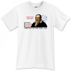 Funny Galileo T-Shirt