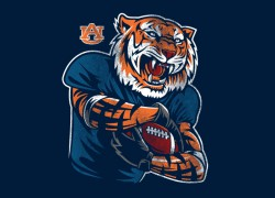 Auburn Tigers T-Shirt