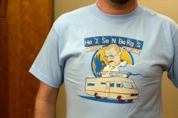 Breaking Bad T-Shirt Walt