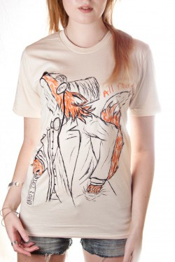 Fox Shirt All Round Clothing