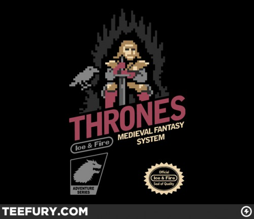 Game of Ice and Fire T-Shirt