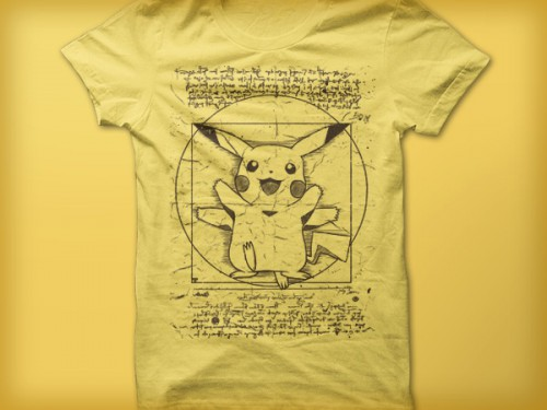 Pikachu T-Shirt
