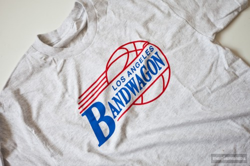 LA Clippers Bandwagon T-Shirt