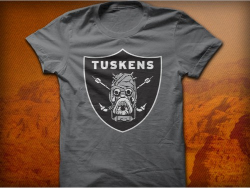 Star Wars T-Shirt Tusken Raider