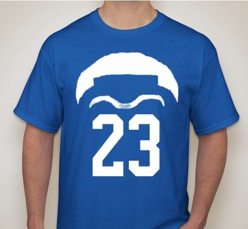 Anthony Davis Brow T-Shirt