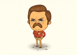 Ron Swanson T-Shirt