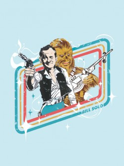 Bill Solo Star Wars t-shirt