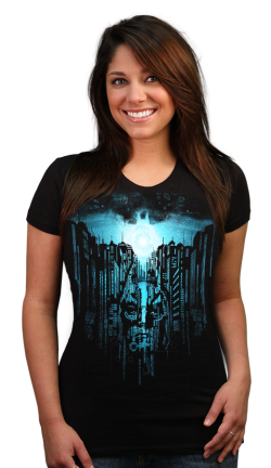 Batman T-Shirt Dark Knight Rises