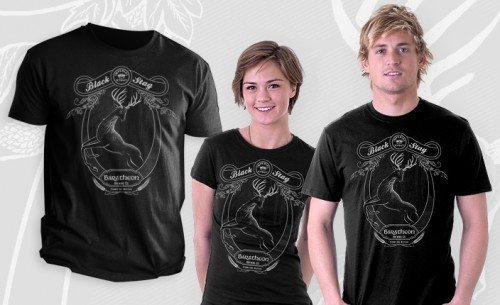 Game of Thrones t-shirt Brewing