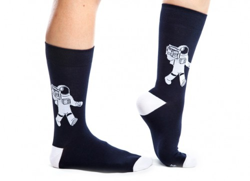 Threadless Socks
