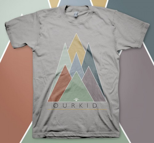 Our Kid 7 Hills t-shirt