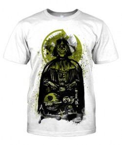 Death Vader t-shirt