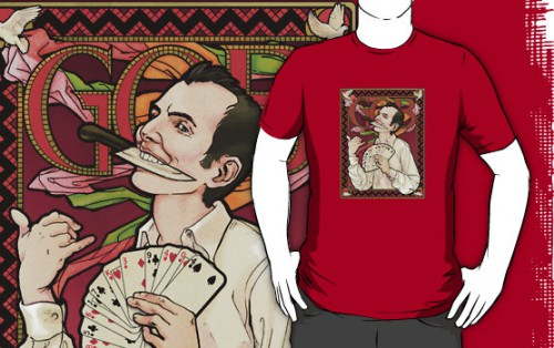 Gob T-Shirt Arrested Development