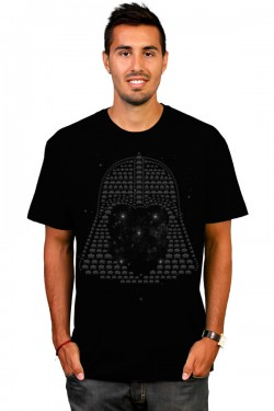 Darth Vader Space Invaders T-Shirt