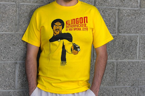 Klingon Motherfucker shirt 604 Republic