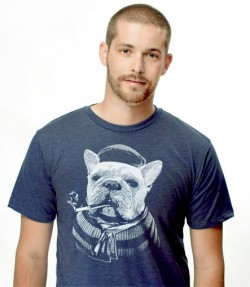 French Bulldog Headline Shirts