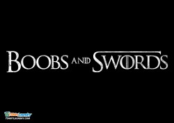 Boobs and Swords Game of Thrones T-Shirt
