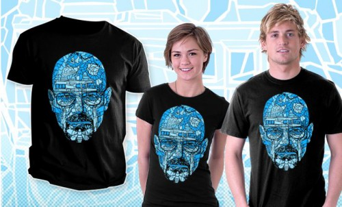 Breaking Bad T-Shirt Teefury
