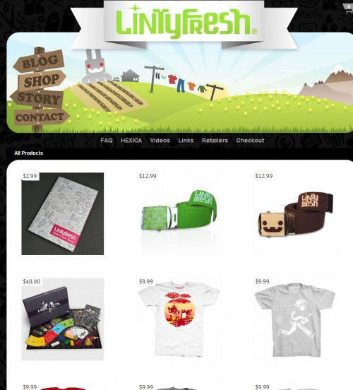 Linty Fresh Sale