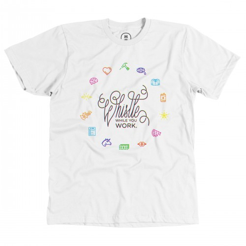 Whistle While You Work Cotton Bureau