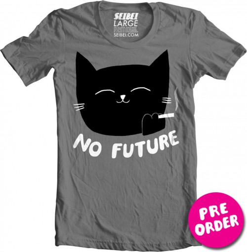 Seibei No Future T-Shirt
