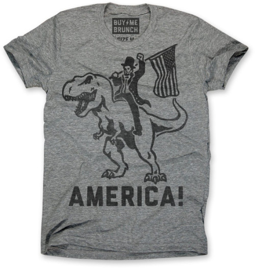 America t shirt from buy me brunch t roundup for Buy me brunch shirts