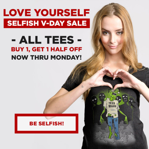 Headline Shirts Valentines Sale