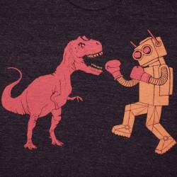 Etsy Dinosaur T-Shirt