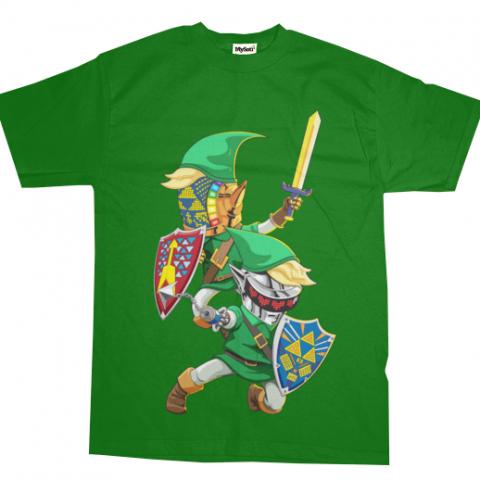 Zelda x Daft Punk T-Shirt