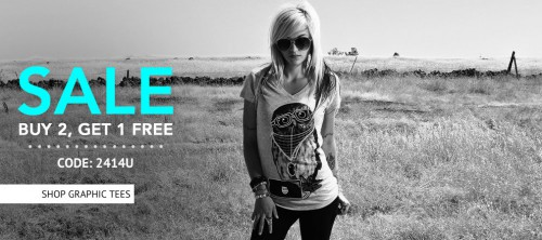 Buy2G1Free Design by Humans Sale