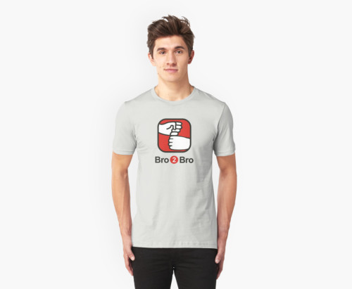 Bro 2 Bro T-Shirt Silicon Valley