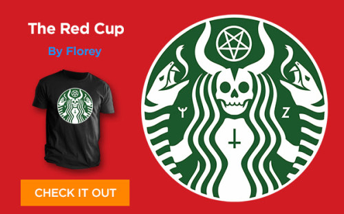 Red Cup Starbucks Controversy T-Shirt