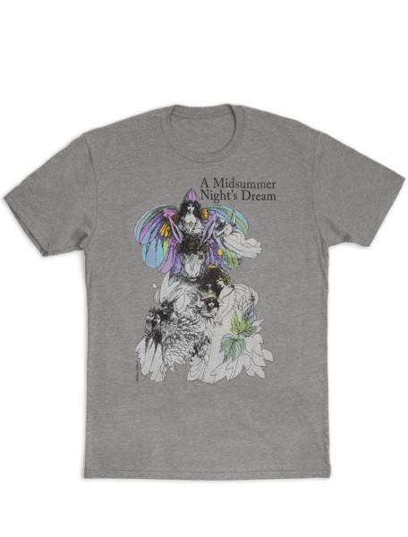 Shakespeare t-shirt Midsummer Night's Dream