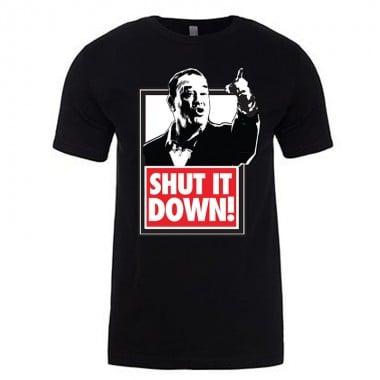 Bar Rescue t-shirt Jon Taffer shut it down
