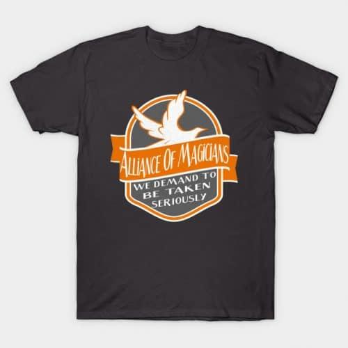 Alliance of Magicians Arrested Development T-Shirt