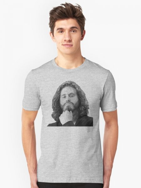 Erlich Bachman Portrait T-Shirt