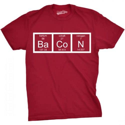 Bacon Chemistry T-Shirt
