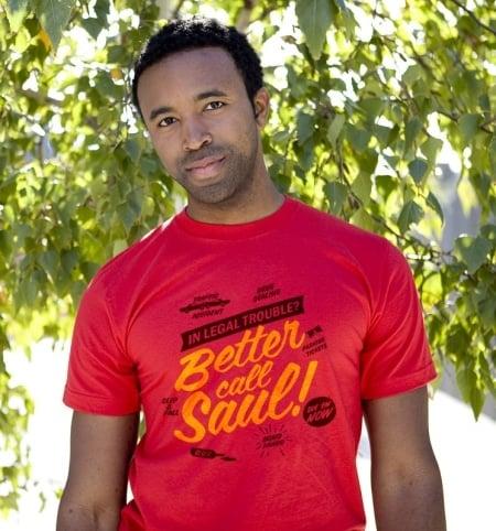 Better Call Saul Ad T-Shirt