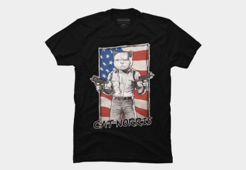 Cat Norris T-Shirt