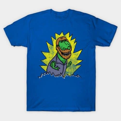 CHUCK NOSAURUS T-Shirt