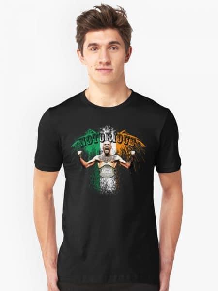 Conor McGregor Notorious UFC T-Shirt
