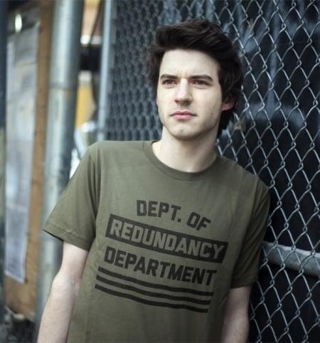 Dept. of Redundancy Department T-Shirt