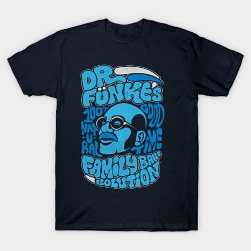 100% Funke Family Band T-Shirt